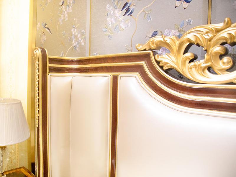 James Bond traditional bedroom sets wholesale for hotel-3