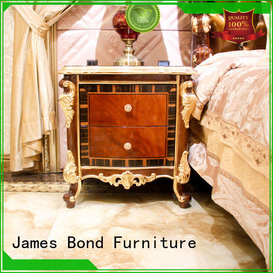 luxury furniture bedside table wholesale for apartment