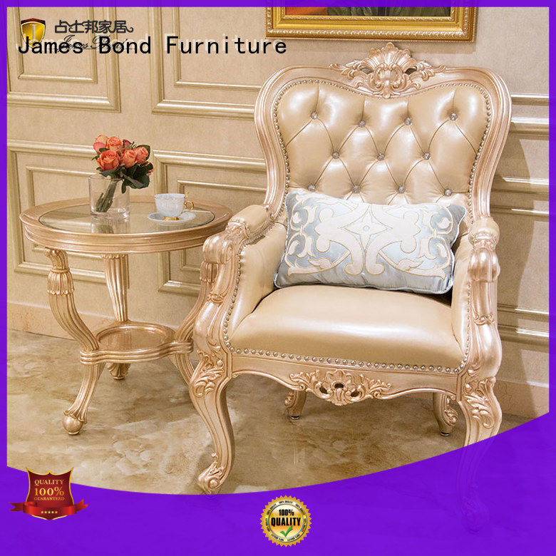 James Bond excellent classic bedroom chairs series for church
