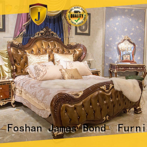 gorgeous luxury king size bedroom sets from China for hotel