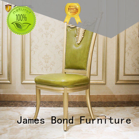 James Bond traditional dining room chairs customization for villa