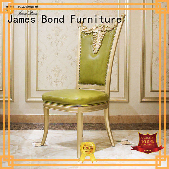 James Bond modern classic dining room chairs supplier for hotel