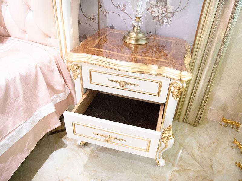 James Bond furniture bedside table manufacturer for villa-2
