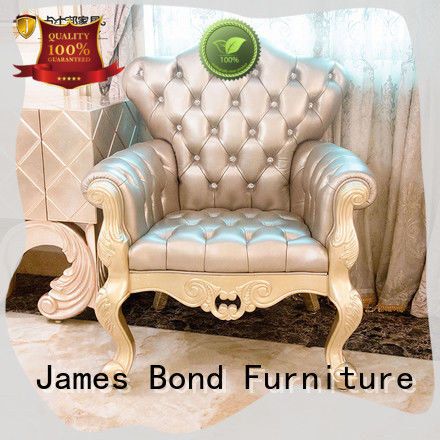 James Bond durable neoclassic chair supplier for hotel