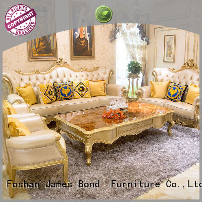 James Bond classic sofa factory direct supply for guest room