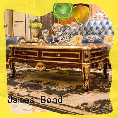 James Bond traditional coffee table supplier for restaurant