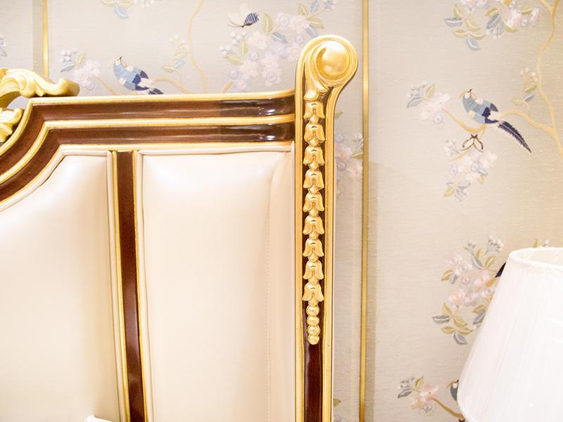 James Bond traditional bedroom sets wholesale for hotel-2