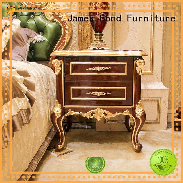 James Bond luxury bedside table design manufacturer for apartment