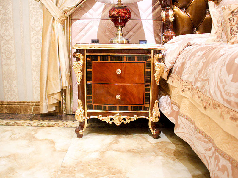 luxury furniture bedside table wholesale for apartment-1