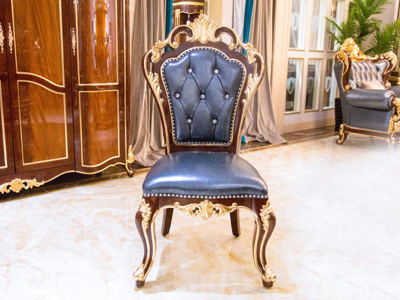 James Bond classic dining room chairs manufacturer for villa-3