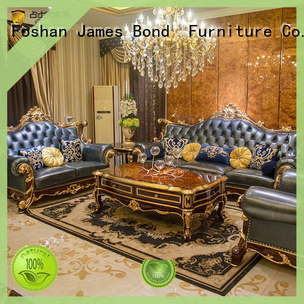 James Bond classical sofa directly sale for hotel