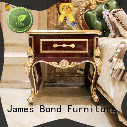 luxury Classical BedsideTable wholesale for villa