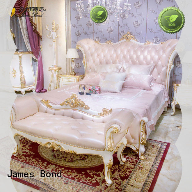 contemporary traditional bed designsfrom Chinafor apartment