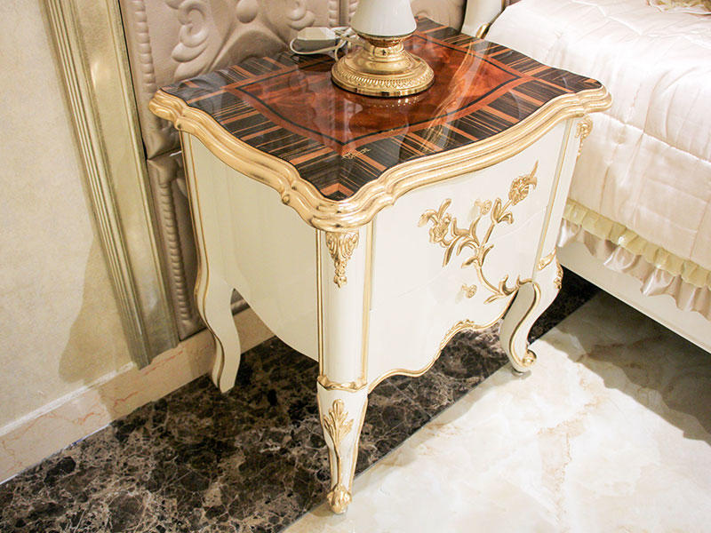 James Bond Classical BedsideTable supplier for hotel-2