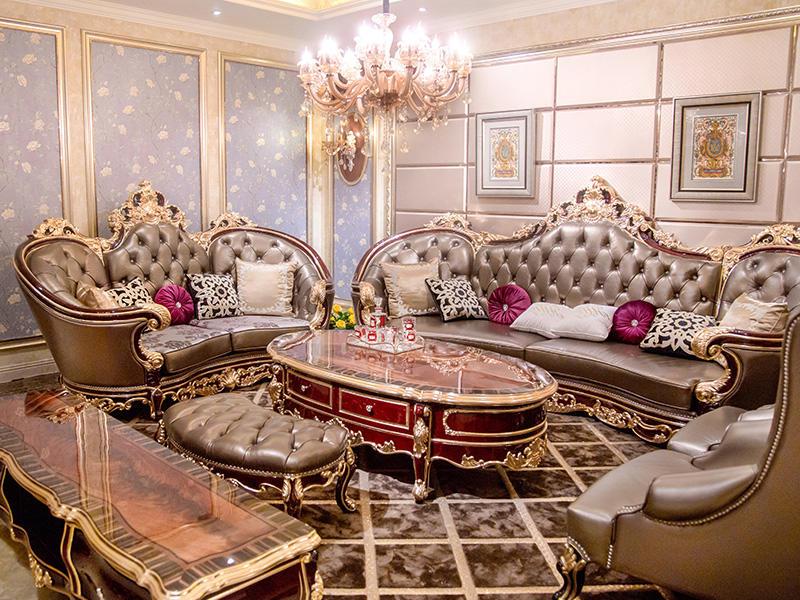 James Bond classic sofa set factory direct supply for home-1