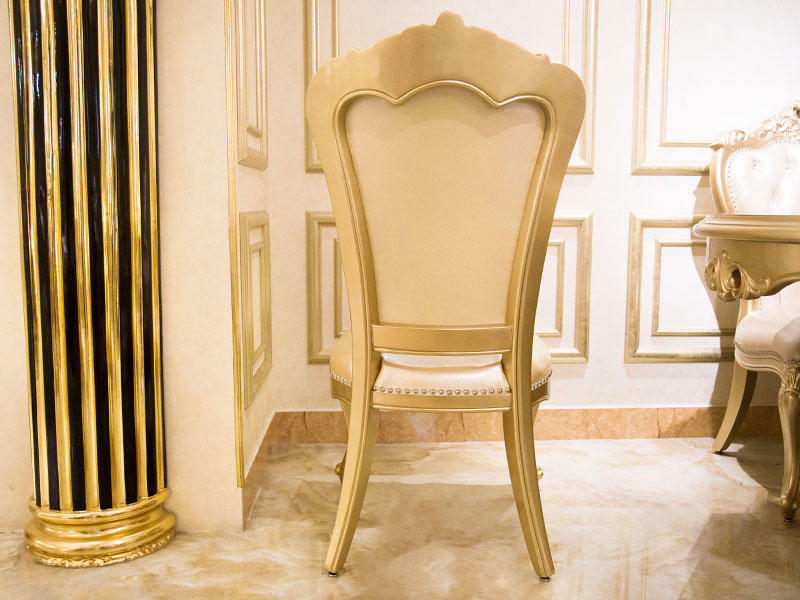 James Bond classic dining room chairs manufacturer for restaurant-2