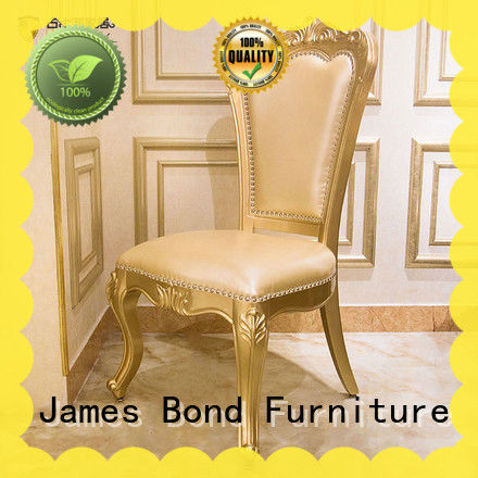 James Bond classic dining room chairs manufacturer for restaurant