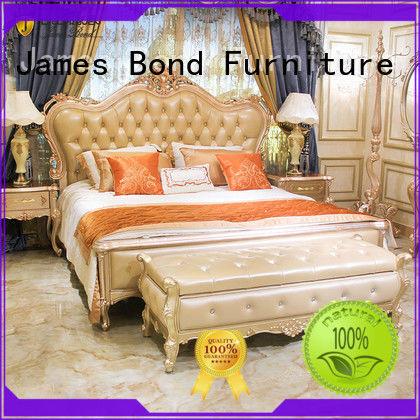 James Bond classical bed factory for villa
