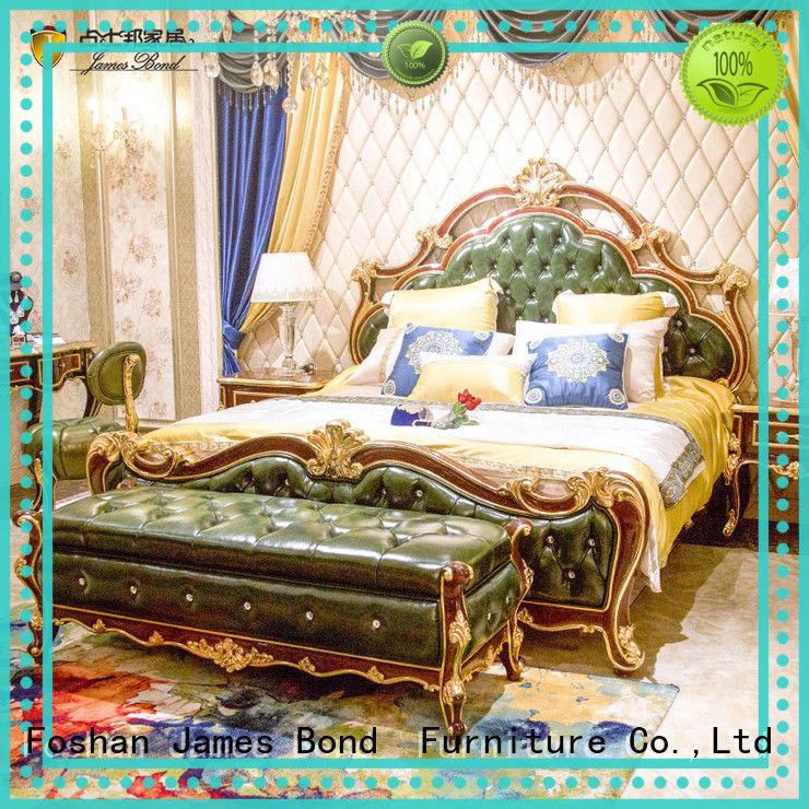 James Bond classic bedroom furniture supplier for home
