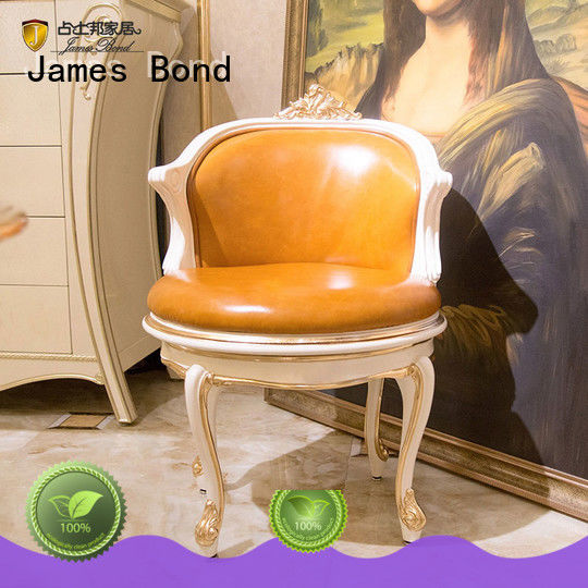 James Bond contemporary classic bedroom chairs supplier for restaurant