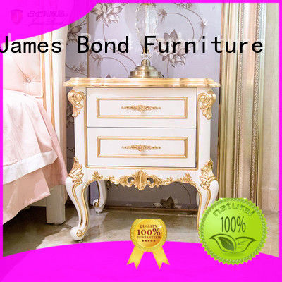 James Bond classic bedside table manufacturer for apartment