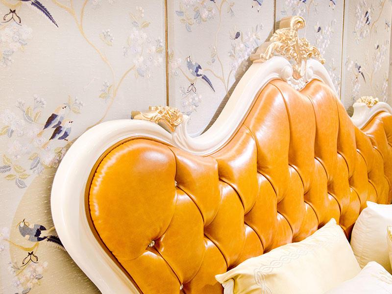 James Bond gorgeous traditional bedroom furniture manufacturer for villa-3