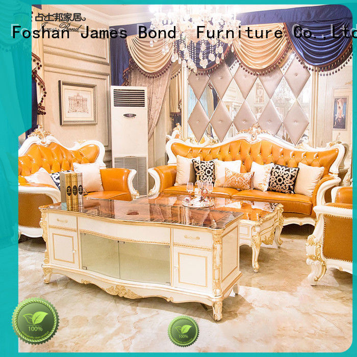 James Bond exquisite classic sofa styles manufacturer for hotel