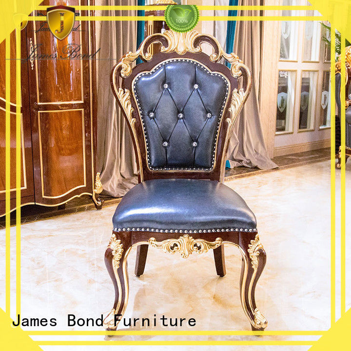Fashion Traditional Dining Chairs From China For Restaurant James Bond