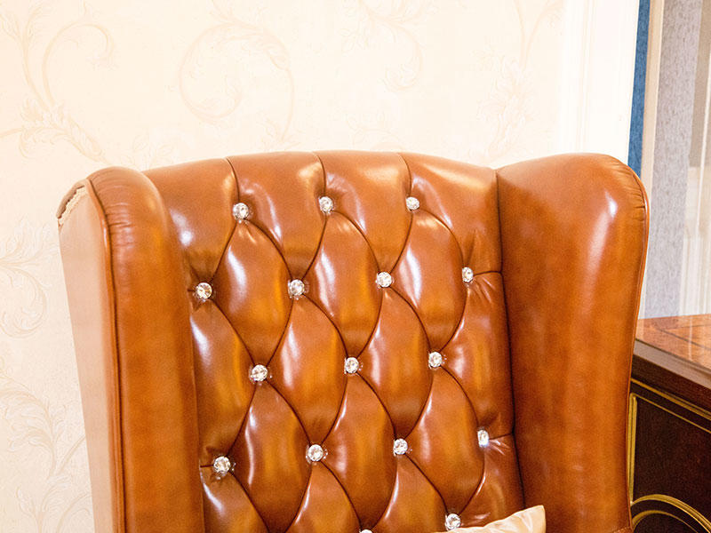 Classical leisure chair series for church James Bond-2