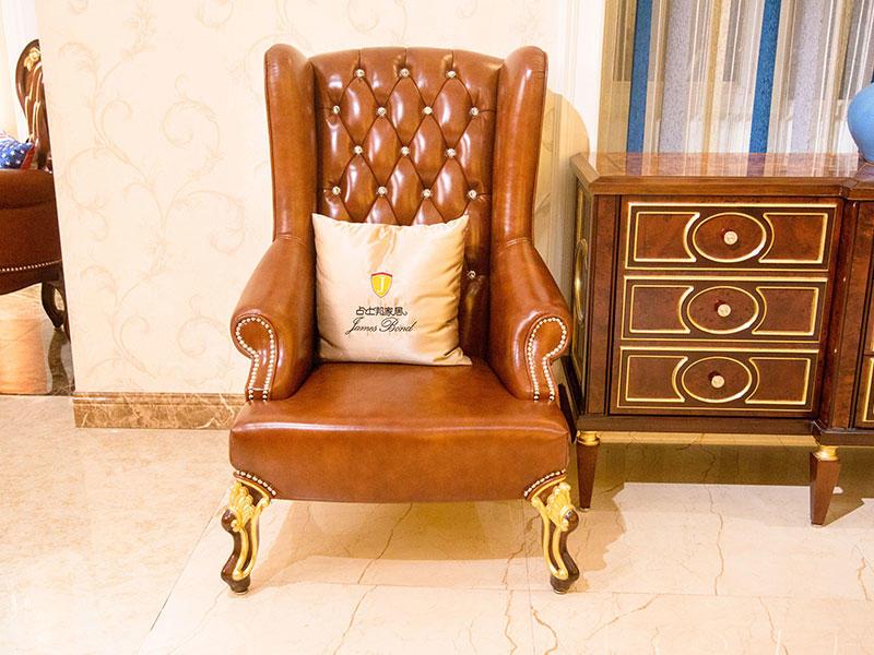 Classical leisure chair series for church James Bond-1