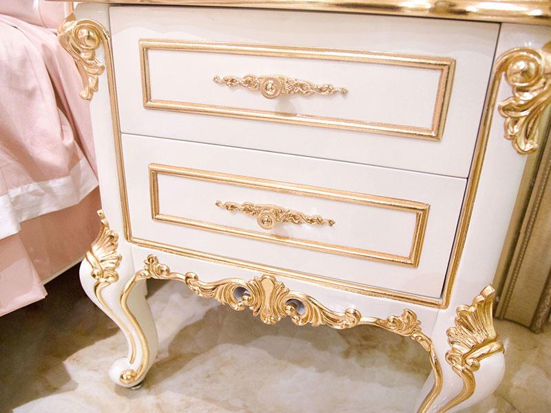 James Bond furniture bedside table manufacturer for villa-1