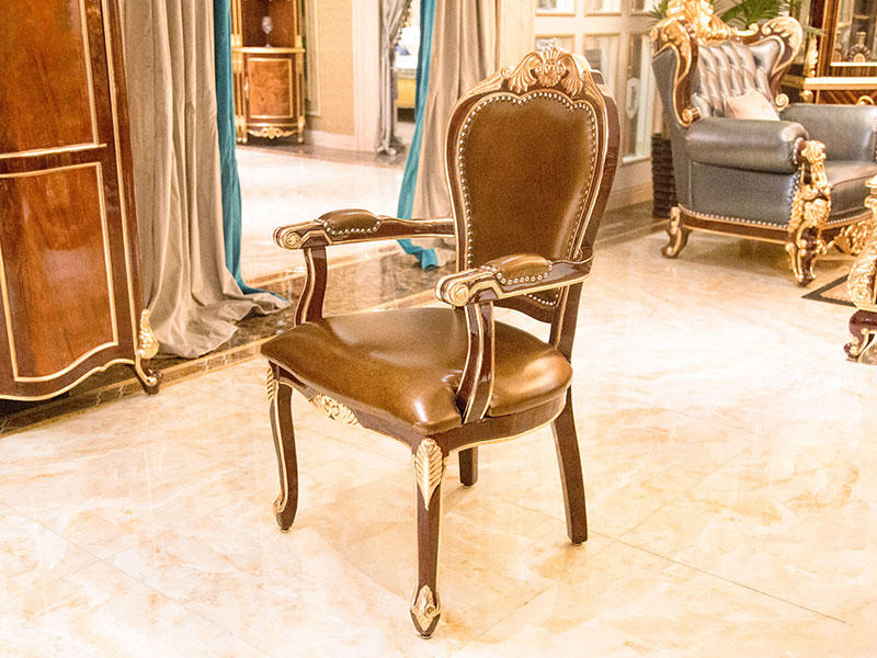 James Bond high quality traditional dining room chairs directly sale for restaurant-1