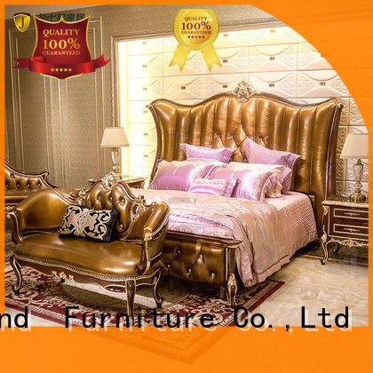James Bond excellent luxury bedroom sets factory price for hotel