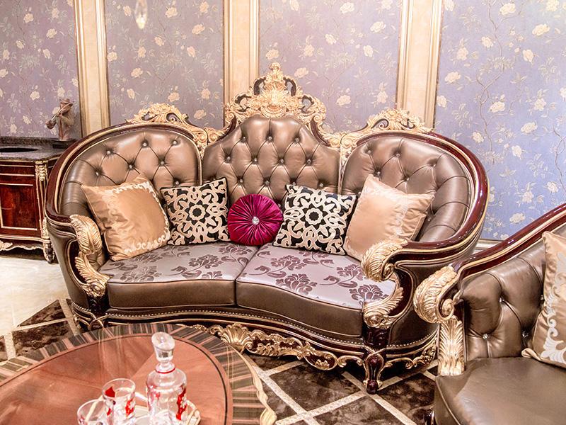 James Bond classic sofa set factory direct supply for home-2