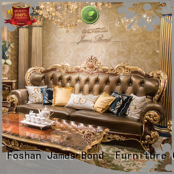 James Bond classic style sofa wholesale for hotel