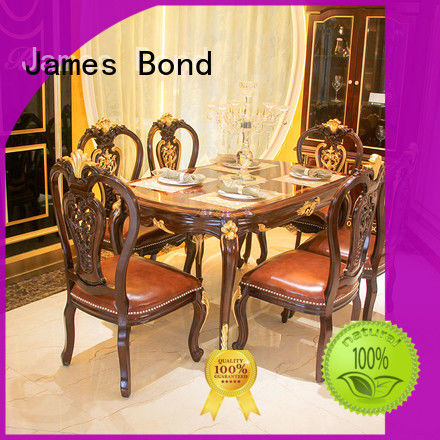 James Bond modern design classic dining room table manufacturer for hotel