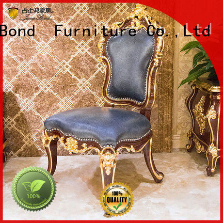 James Bond traditional dining chairs from China for restaurant