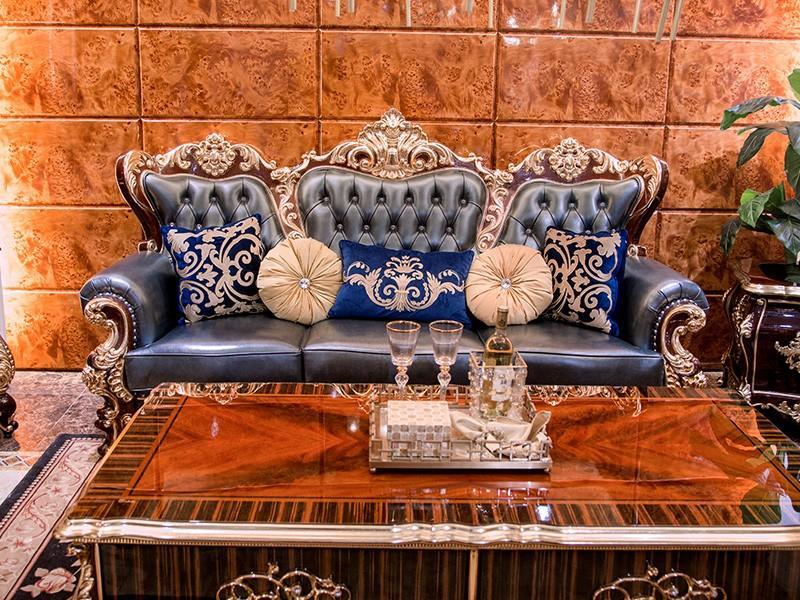 James Bond exquisite classic leather sofa supplier for restaurant-2