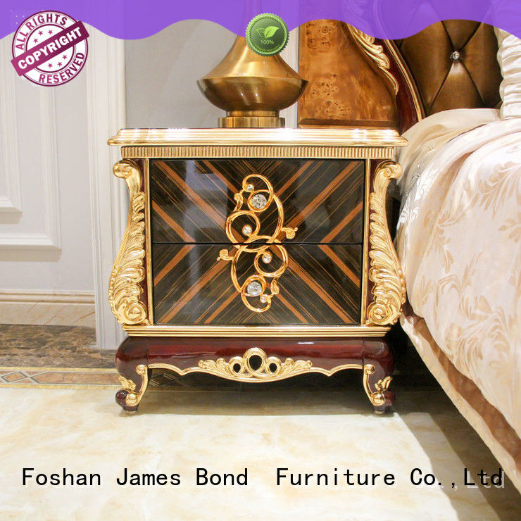 James Bond bedside table design wholesale for home