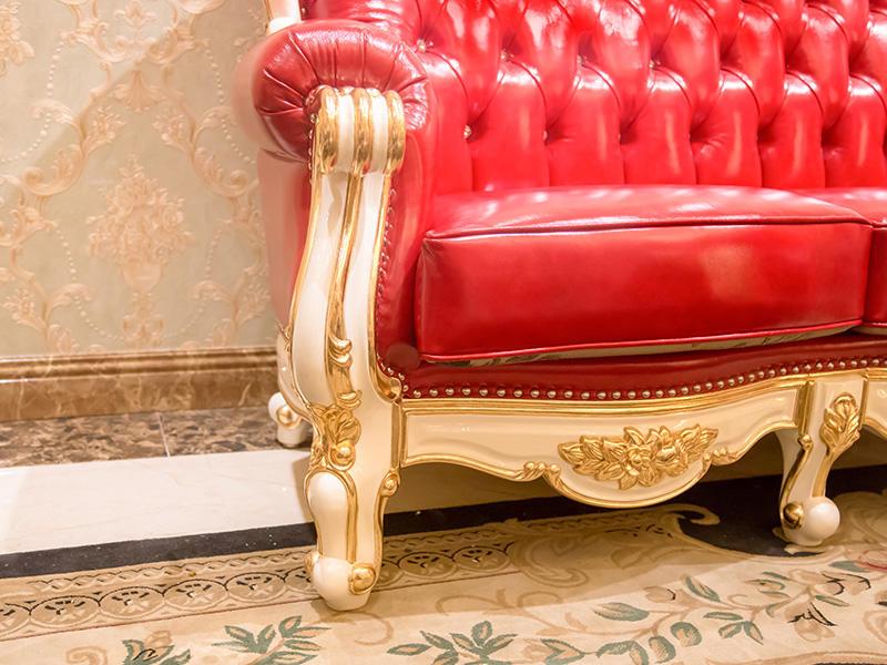 James Bond classic sofa set manufacturer for restaurant-3