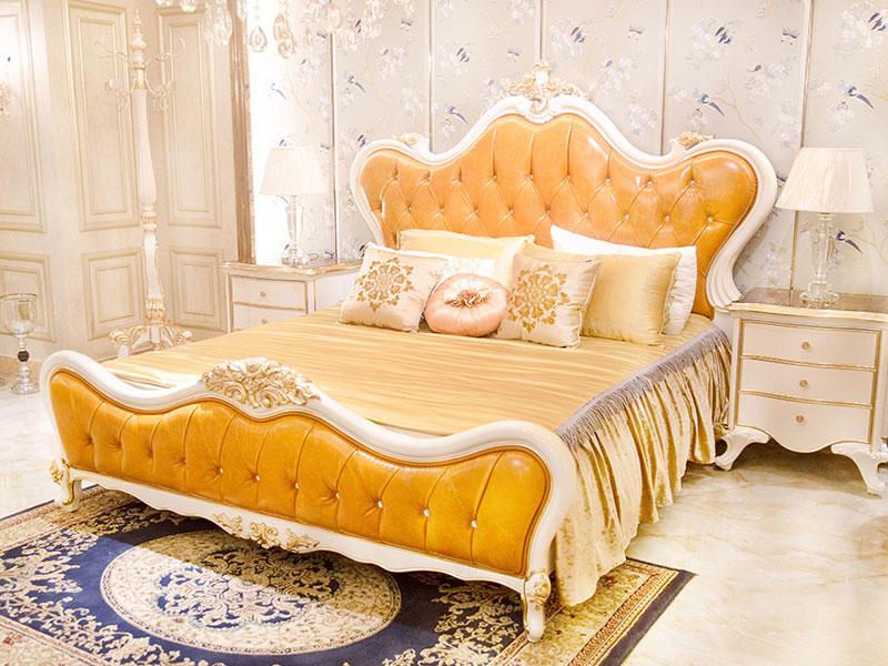 James Bond gorgeous traditional bedroom furniture manufacturer for villa-1