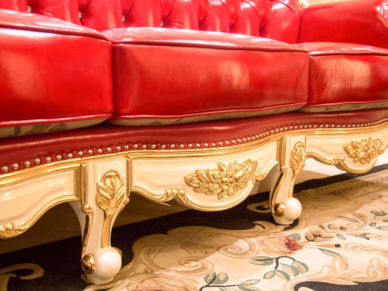 James Bond classic sofa set manufacturer for restaurant-2