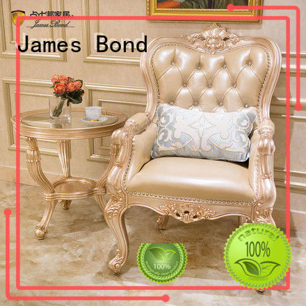 velvetClassical leisure chair factory direct supply for home