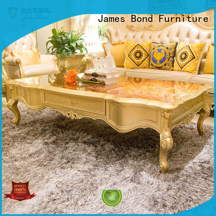 James Bond contemporary traditional style coffee tables for restaurant