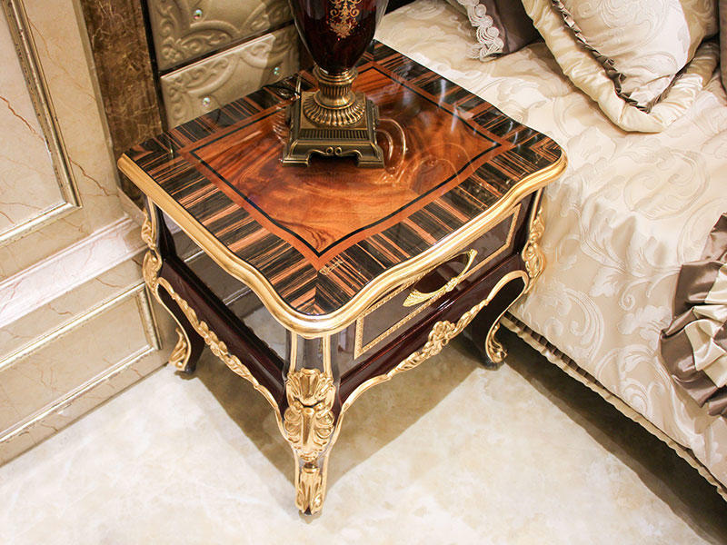 italian traditional bedside table supplier for apartment-1