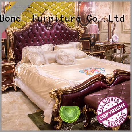 excellent luxury bedroom furniture sets supplier for villa