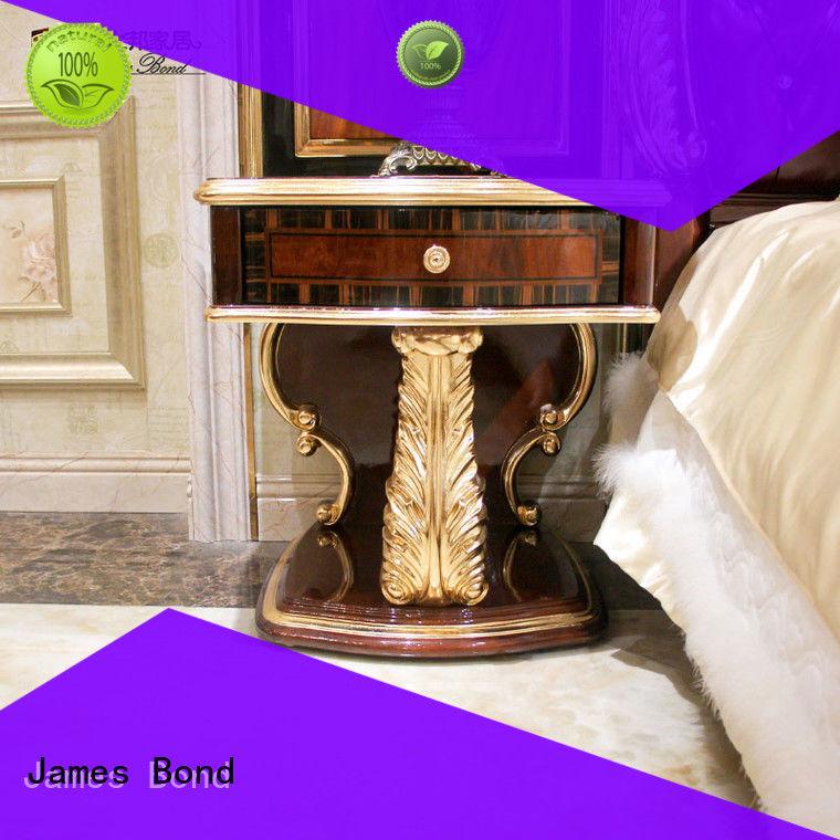 James Bond classic bedside table manufacturer for home