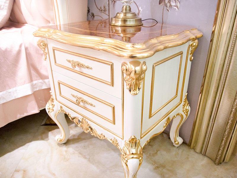 James Bond furniture bedside table manufacturer for villa-3