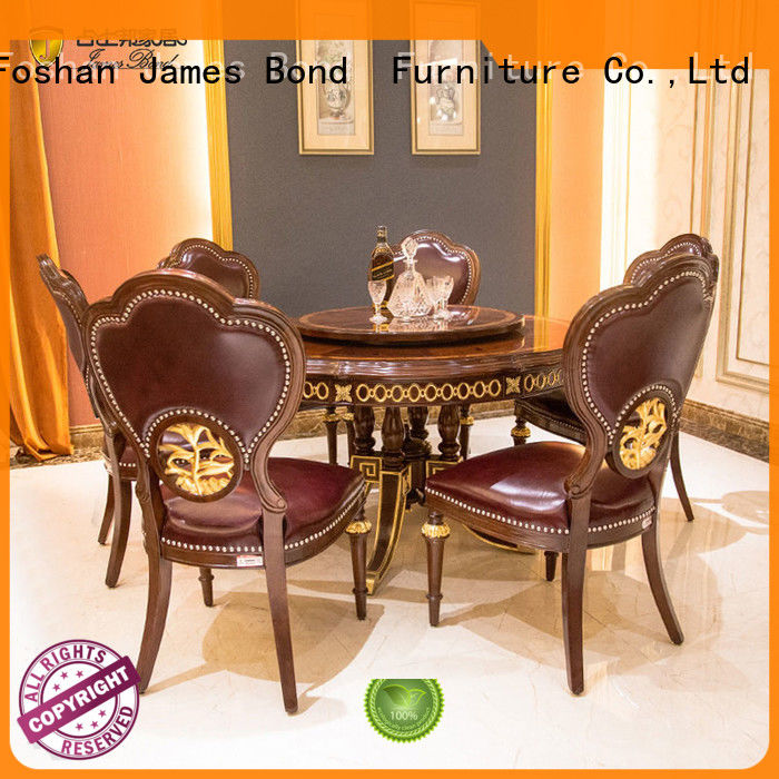 exquisite traditional dining table factory direct supply for villa