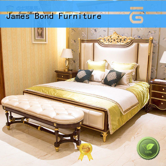 James Bond classic bed wholesale for hotel